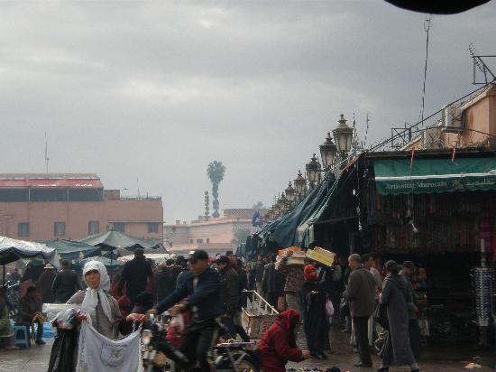 Dar Hanane: Marrakesh