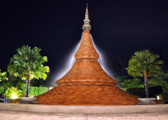 Anantara Si Kao Resort : entrance