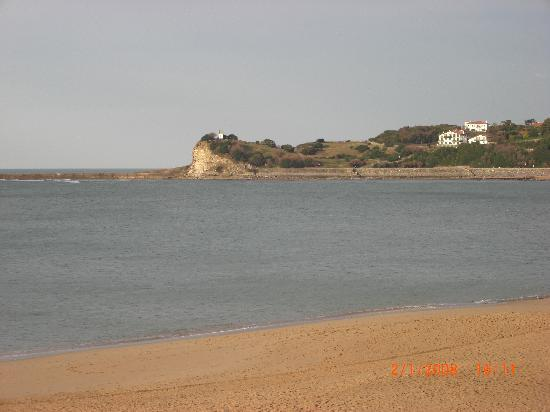 Hotel La Marisa : La baie de Saint Jean de Luz