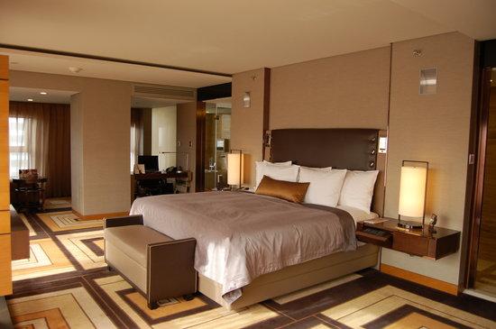 Hilton Beijing Wangfujing: suite de luxe