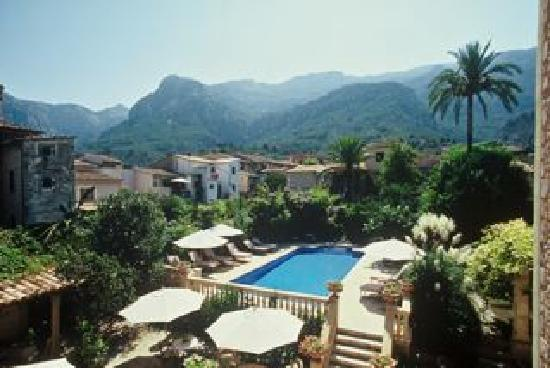 ‪‪Hotel Salvia (Adults Only)‬: View of the Tramuntana Mountains‬