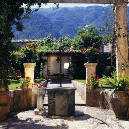 Hotel Salvia: The Salvia Well