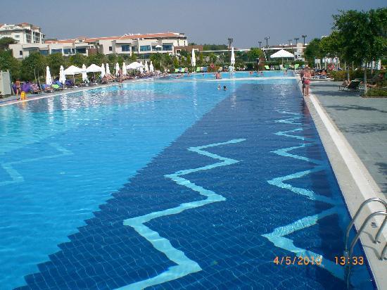 Susesi Luxury Resort : The main swimming pool