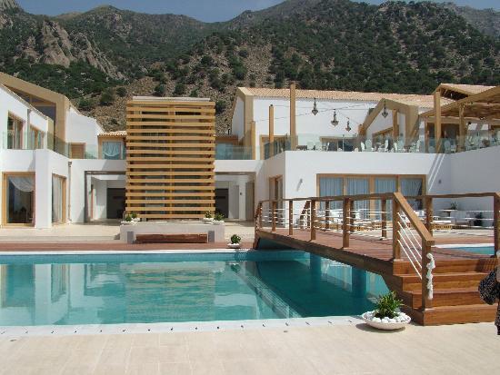 Mitsis Blue Domes Resort & Spa: pool