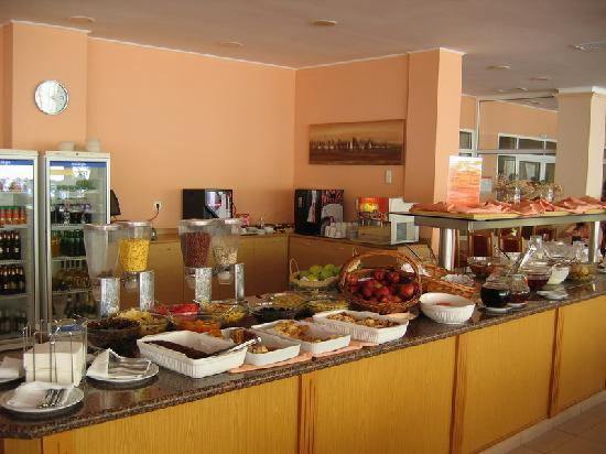 SENTIDO Golden Star: the restaurant 2