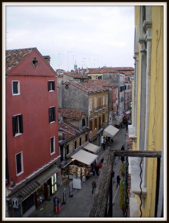 Alloggi Gerotto Calderan: View of Lista di Spagna