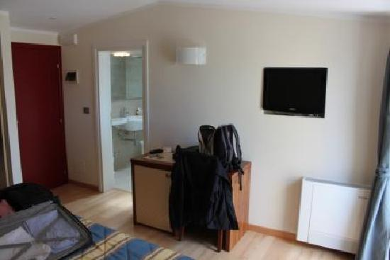 Hotel Junior: Zimmer