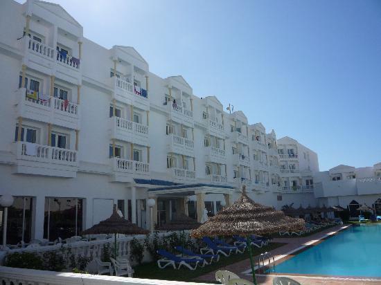 Hotel Bel Air : hotel