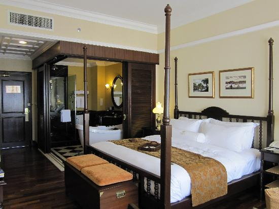 The Majestic Malacca: Room layout