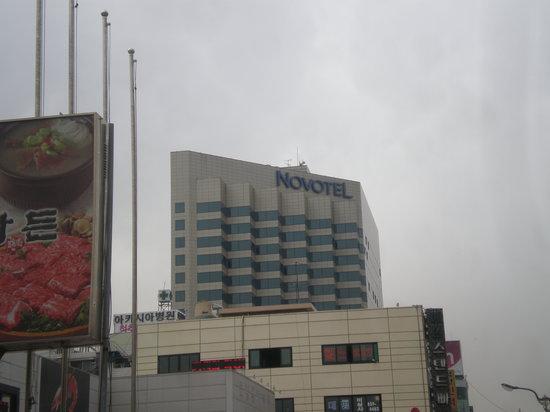 Novotel Ambassador Seoul Doksan: Novotel doksan