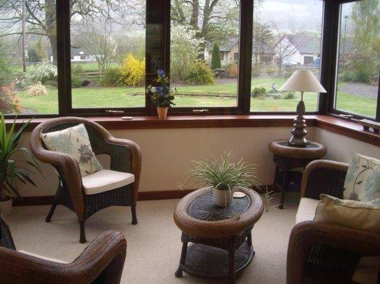 Kilmore Farmhouse: views
