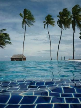 Meeru Island Resort & Spa: The Stunning Infinity Pool