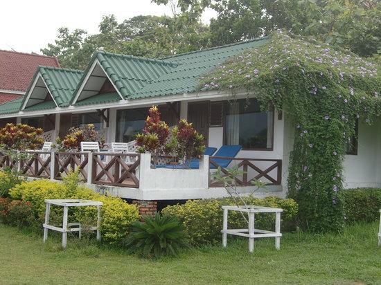 Thavonsouk Resort: Vang Vieng bungalow
