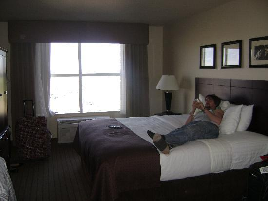 Holiday Inn Yuma: Hotel room