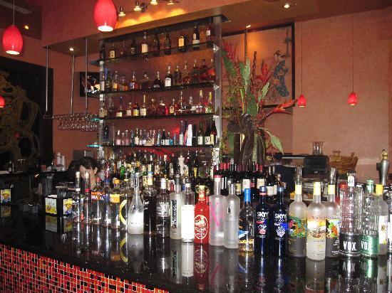 Saito's at PBG: The Bar