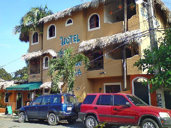 Hotel el Rancho: hotel