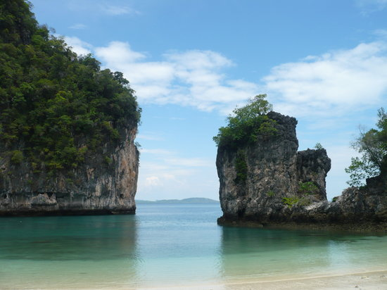 Nong Thale, Tayland: Snorkling trip