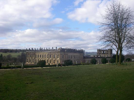 Darley Dale, UK: Chatsworth House