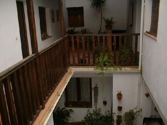 Colomera, Spain: Patio