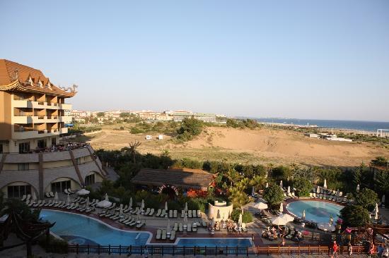 Royal Dragon Hotel : Meersicht (Meerblick)