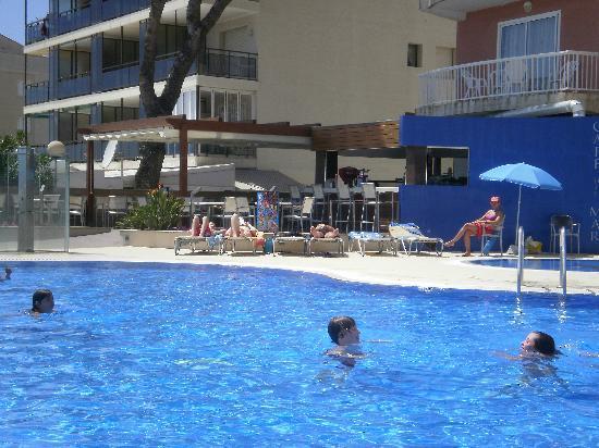 Hotel Augustus: piscine