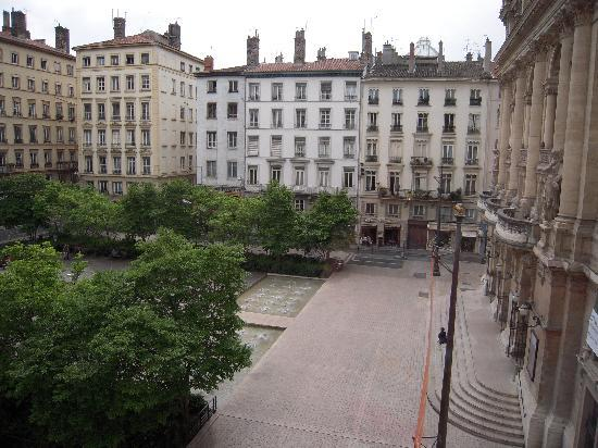 Hotel du Theatre : Vue