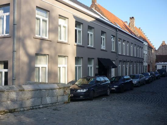 Walwyck Hotel Brugge: L'hôtel