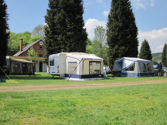 Photo of Camping de la cascade de Coo