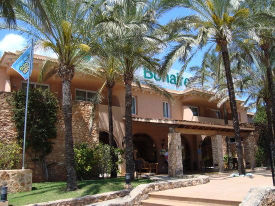 Protur Bonaire Aparthotel: Entrance