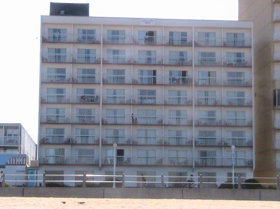 Ocean Suites Oceanfront Hotel