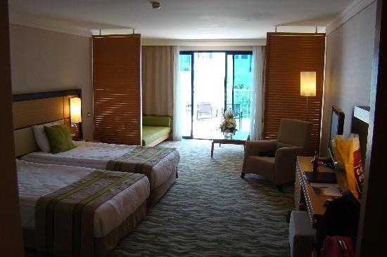 Susesi Luxury Resort: Family Terrace room - 3204