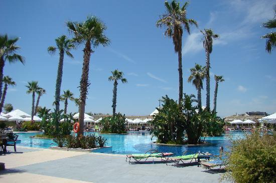 Susesi Luxury Resort : Lagoon pool