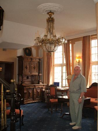 Podewils Hotel: Reception Hall(1)