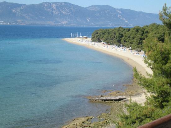Club Med Gregolimano: la plage