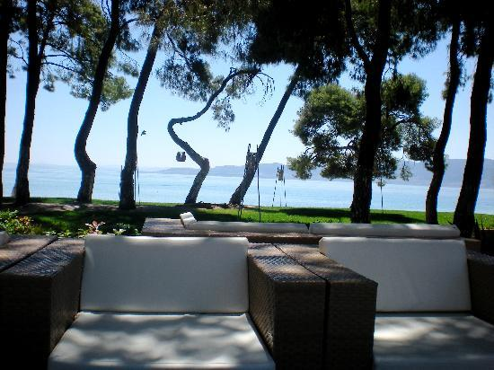 Club Med Gregolimano: la plage du bar