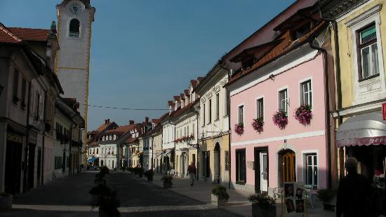 Kamnik la vieille ville