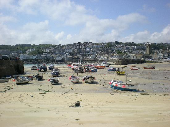 Penzance, UK: St. Ives
