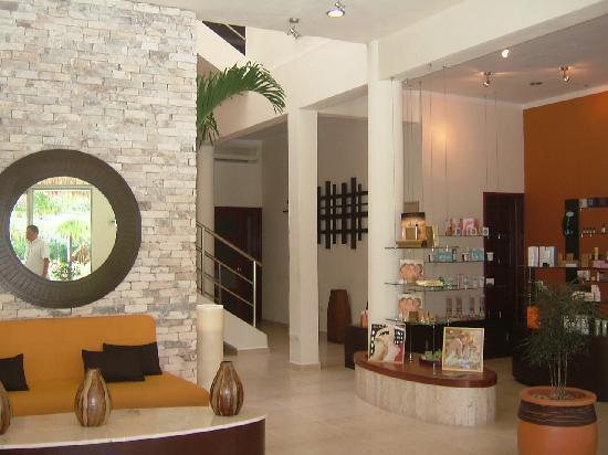 Lobby of Spa.