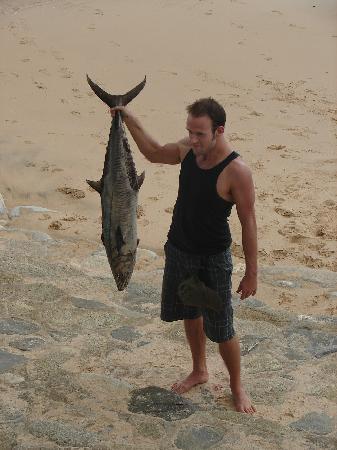Nihi Sumba: 50 pounds