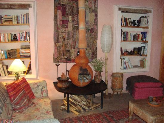 Casa Bolomchon: Living-room