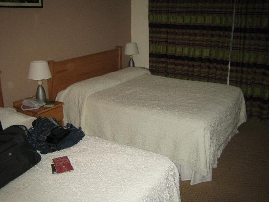 Fanad House: our room.