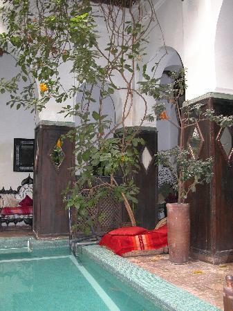 Dar Abiad: tumbona para relajarse