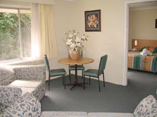 كومفرت إن ريدليف ريزورت: A range of accommodation