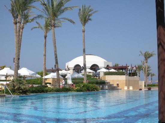 The Palace Port Ghalib: zona piscina