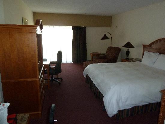BEST WESTERN PLUS Thousand Oaks Inn: Room view