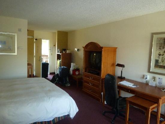BEST WESTERN PLUS Thousand Oaks Inn: Room view 2