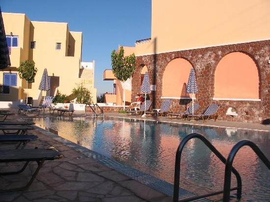 Syrigos Selini Hotel: pool