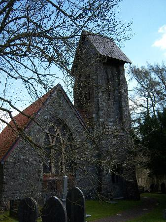 ‪‪Merthyr Tydfil County‬, UK: Vaynor Church‬