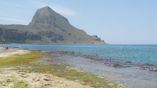 Riserva Naturale Orientata Monte Cofano: il promontorio di Monte Cofano