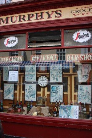 Bantry, Irlanda: La Vitrine